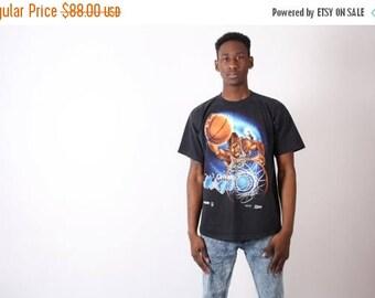 Final SALE - RARE Magic Johnson Basketball T Shirt - Magic Johnson T Shirt - Orlando T Shirt  - 1309