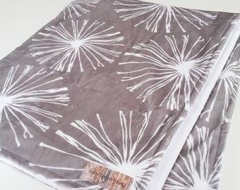 Sparkler Minky Baby Blanket - Gender Neutral - Made to Order