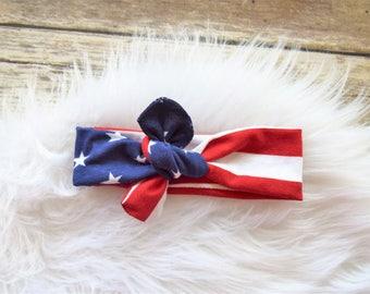 4th of July headband,patriotic headband, stars and stripe headband, 4th of july, american flag headband, American flag, flag headband