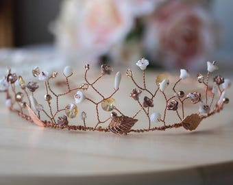 Hair Accessories - AMELIE Tiara