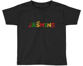 JASMINE Kids Short Sleeve T-Shirt