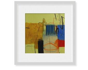 Minimalist abstract art visual art original Minimalist visual art black visual paintings Minimalist blue contemporary Minimalist visual art