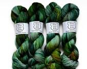 Elf Hand Dyed Merino Nylon Sock Yarn