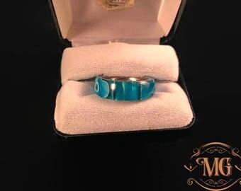 Hand Turned Acrylic Ring