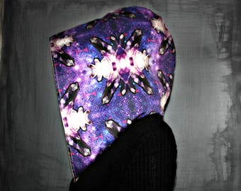 SHIPIBO // Custom Organic Cotton Hood!