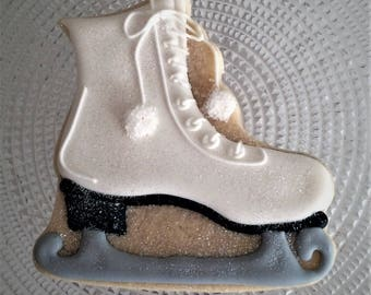 ICE SKATE COOKIE