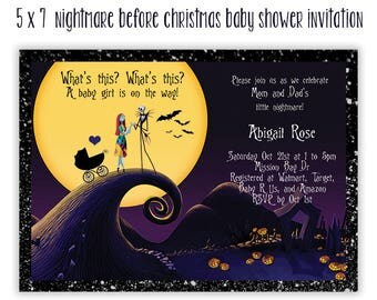 INSTANT DOWNLOAD The Nightmare Before Christmas