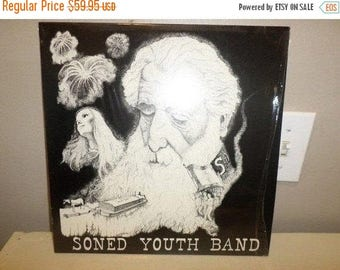Save 30% Today Scarce 1972 LP Record The Southern New England Youth Band of the Salvation Army (SONED) XPL-1034