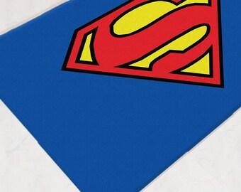 Superman Bathroom, Bath Mat, Superhero Bathroom, Justice League, Bathroom  Rug, Superman