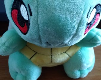 Squirtle pokemon 6 inch stuffed animal poke doll pocket monsters