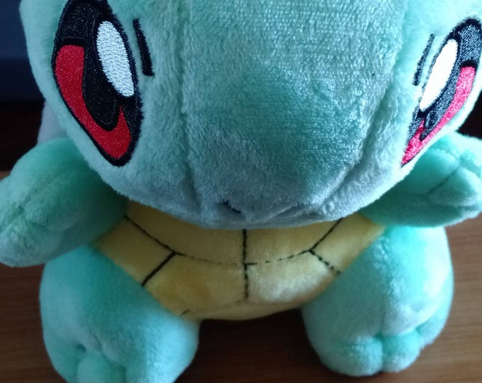 6 inch Plush Squirtle Pokemon PokeDoll