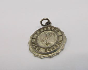 Vintage Costume Freedom High School charm W #523