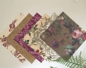 Anna Griffin Card Stock 6x6