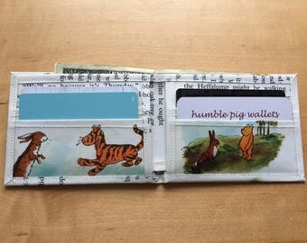 Pooh -- North Pole Bifold Wallet
