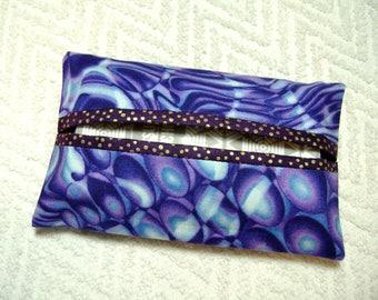Pocket Tissue Holder - Tissue - Kleenex Holder - Tissue Holder - Cotton Fabric - TC227