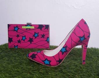 Starlight Heels- Pink Edition
