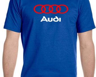 Audi A4  T-Shirt
