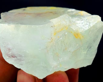 Terminated & Damage Free Aquamarine Crystal from Nagar Gilgit Pakistan - 58*46*27 mm - 86 gram