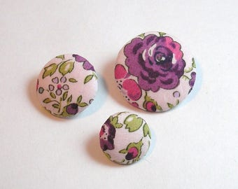 Liberty Bliss 16 mm button
