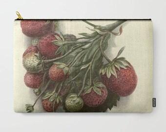 Strawberry - wide Pocket