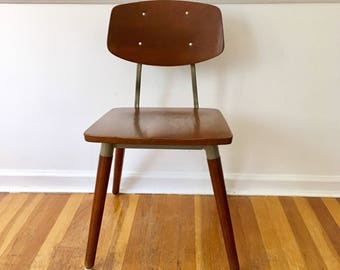 Mid Century Hill-Rom Raymond Loewy Chair