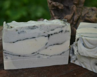 Apple Cider Vinegar Acne Soap with Bentonite Clay & Activated Charcoal