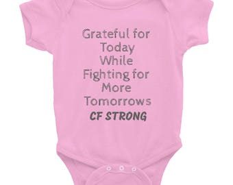 CF Strong Infant Bodysuit