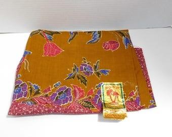 Pokak-Kelapa Batik Fabric