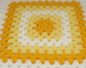 Baby Boy Blanket, Baby Girl Blanket, Crochet Baby Blanket, Baby Shower Gift, Crochet Baby Lovey Blanket, Security Blanket, New Baby Gift
