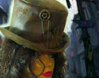 STEAMPUNK SALLIE ACCESSORY Hat