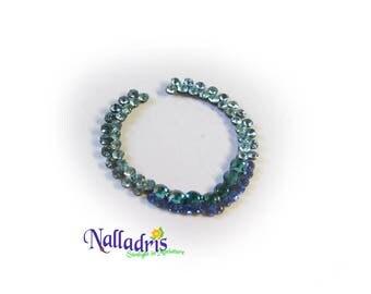 Miniature Rainbow Necklace