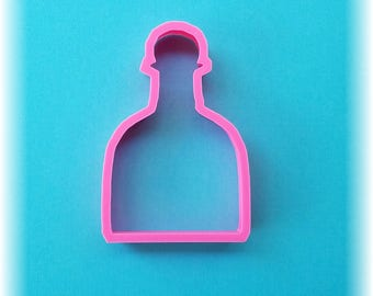 Patron Bottle Cookie Cutter