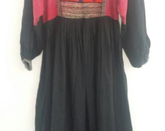 Vintage ethnic dress