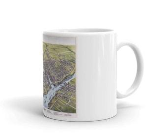 Coffee Mug - Bangor Maine 1875