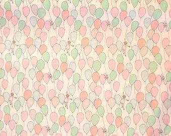 Fabric - Michael Miller - Balloons - medium weight woven cotton fabric.