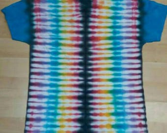 Custom tie-dye T-shirts