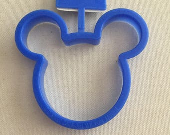 Vintage Wilton Mickey Mouse Disney Cookie Cutter Cookie Cutter Fondant Cutter