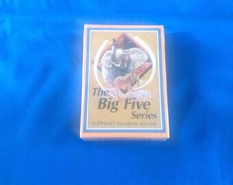 The Big Five Series ( Elephant)
