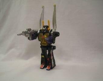 Transformers Generation One Kickback  Complete w/ Gun  Beautiful Gun