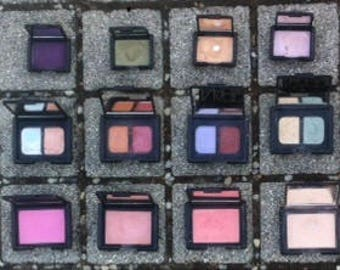 Vintage Nars eyeshadow make up / Eye shadow blush vintage nars make up