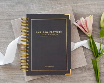 The Big Picture: The Essential 2018 Planner for Photographers and Creative Entrepreneurs