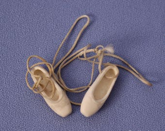 Vintage (Barbie) Skipper Ballet Lessons Ballet Slippers, Fashion #1905, EXC