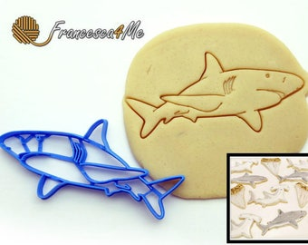 Great White Shark Cookie Cutter/Multi-Size