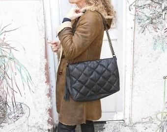 "mon "" Belpaso ""    *handbag  *leather    *Tote  *hobo"