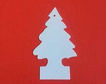 Christmas Tree / Holiday - Gift / Price Tags - Waterproof - Made in the USA
