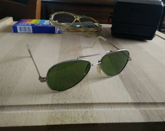 70's vintage  high quality aviator sunglasses