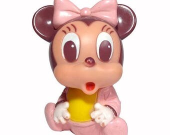 "ON SALE Ledra noisy toy ""Minnie"""