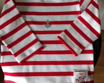 Sailor t-shirt for baby