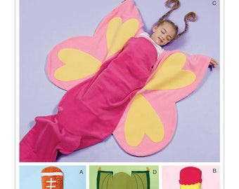 McCall's Sewing Pattern M7702 Kid's Themed Blanket