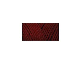 Burgundy Caron Simply Soft Solids Yarn